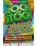 Rock en Stock 2014 - Teaser