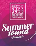 SUMMER SOUND // Du 3 au 6 août à Rochefort