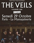 concert The Veils