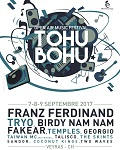Tohu-Bohu Festival - Programmation 2017