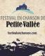 FESTIVAL EN CHANSON DE PETITE VALLEE