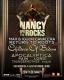 NANCY ON THE ROCKS