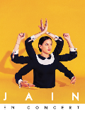 TOURNEE / Jain : le phénomène pop en concert aux quatre coins de la France jusqu'en 2017 !