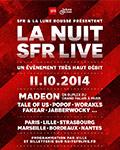 CLUBBING / Madeon en live simultanée dans six villes lors de la Nuit SFR Live