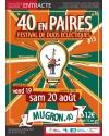 40 EN PAIRES - FESTIVAL DES DUOS ECLECTIQUES