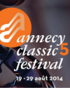VARIATIONS CLASSIQUES - FESTIVAL MUSICAL D'ANNECY