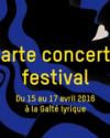ARTE CONCERT FESTIVAL