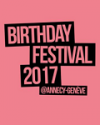 BIRTHDAY FESTIVAL
