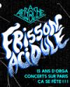 FRISSON ACIDULE