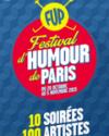 FUP / FESTIVAL D'HUMOUR DE PARIS