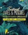 FESTIVAL LIVRES & MUSIQUES