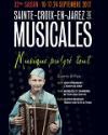 LES MUSICALES A SAINTE CROIX EN JAREZ