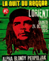 INSOLENT COLLECTION AUTOMNE - LA NUIT DU REGGAE