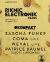 PIKNIC ELECTRONIK PARIS