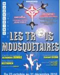 spectacle  de Les Trois Mousquetaires