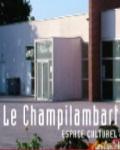 Visuel ESPACE CULTUREL LE CHAMPILAMBART
