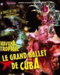 LE GRAND BALLET DE CUBA