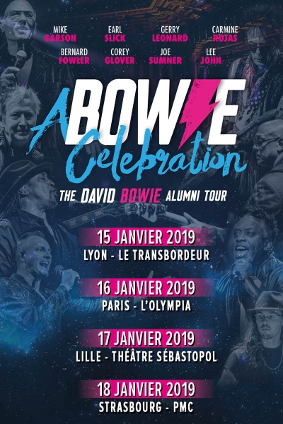 concert A Bowie Celebration