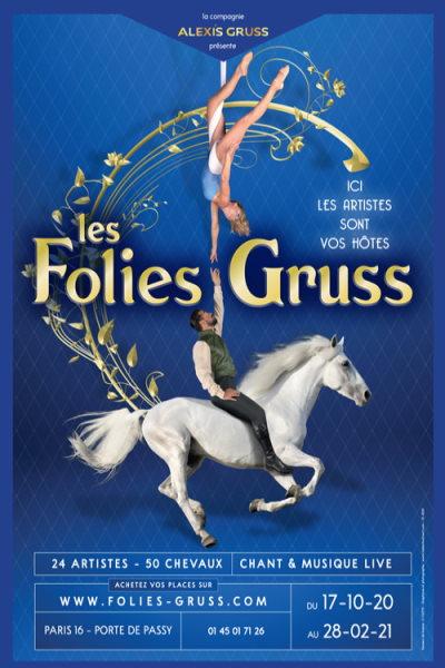 Teaser LES FOLIES GRUSS 2021 – Paris / Porte de Passy