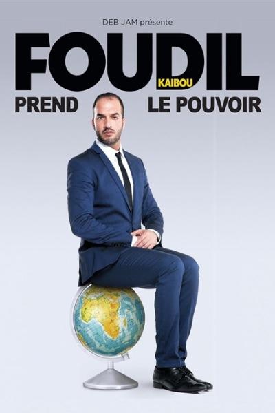 FOUDIL KAIBOU PREND LE POUVOIR