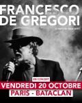 concert Francesco De Gregori