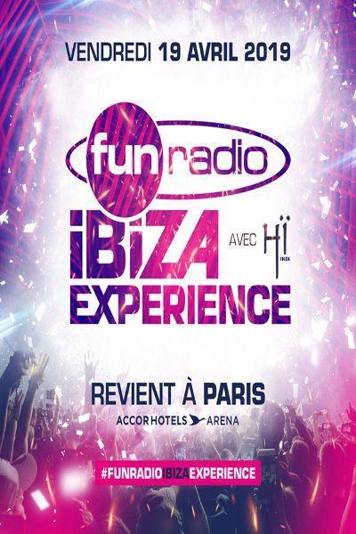 concert Fun Radio Ibiza Experience