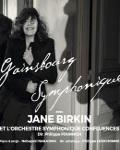 concert Gainsbourg Symphonique Avec Jane Birkin