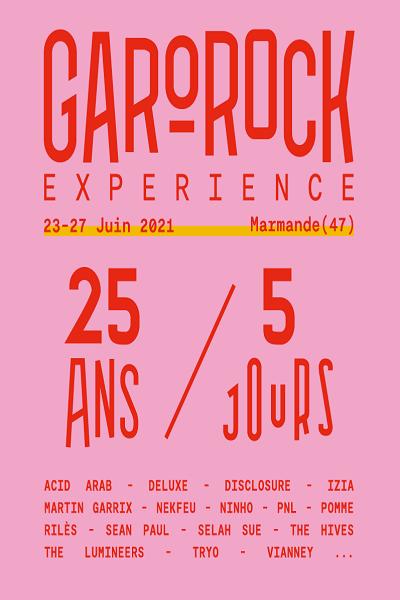 Gorillaz @Garorock 2021