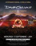 EVENEMENT / Le concert de David Gilmour à Pompéi diffusé sur les écrans Pathé !