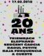 LES 20 ANS DE L'USINE ISTRES