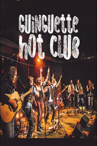concert Guinguette Hot Club