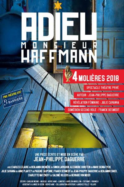 concert Adieu Monsieur Haffmann (jean Philippe Daguerre)