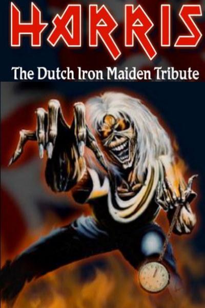 concert Harris - The Dutch Iron Maiden Tribute