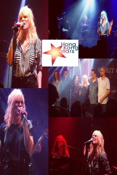 concert Hong Kong Stars (tribute France Gall)