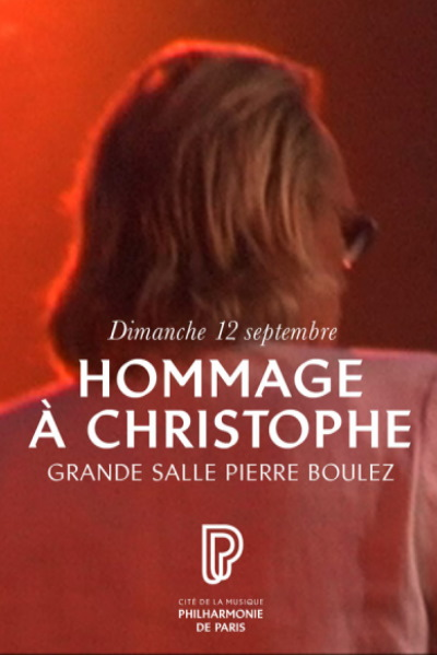 HOMMAGE A CHRISTOPHE