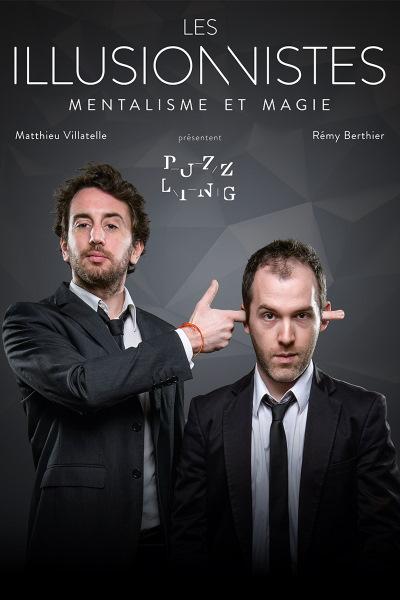 concert Les Illusionnistes Puzzling