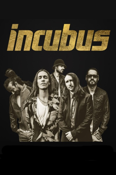 concert Incubus