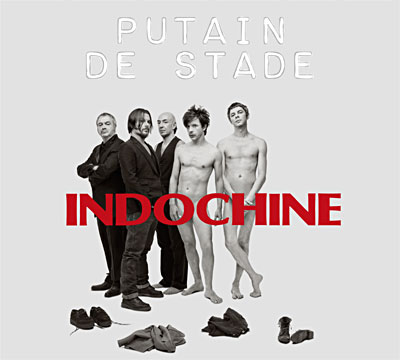 Indochine live@Stade de France :