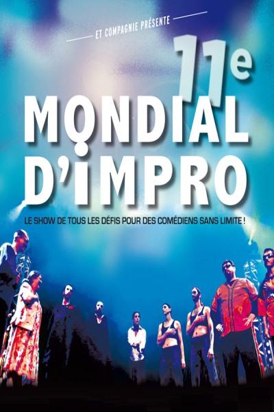 MONDIAL D'IMPRO 2018