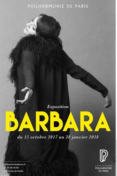 BARBARA, L'EXPOSITION