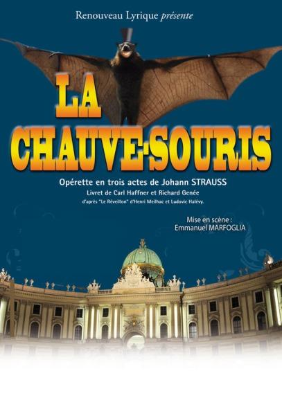 LA CHAUVE SOURIS