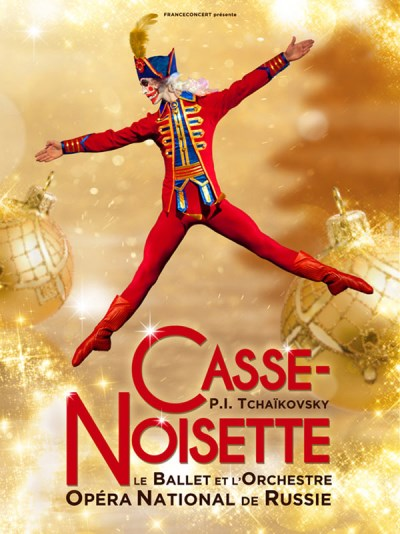 CASSE NOISETTE (Ballet Et Orchestre De L'opera National De Russie)