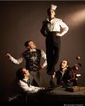 spectacle La Nuit Du Cerf de Le Cirque Le Roux