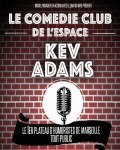 concert Comedie Club Kev Adams