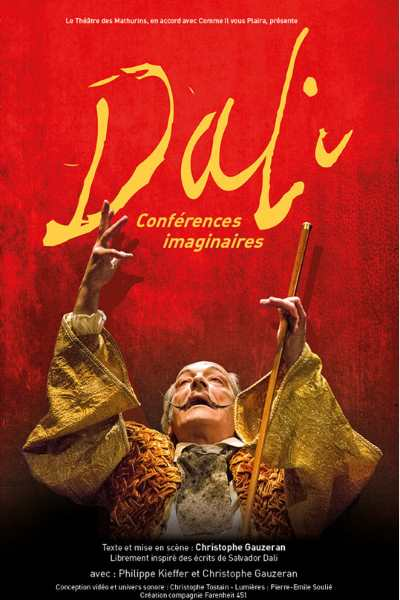 DALI, CONFERENCES IMAGINAIRES