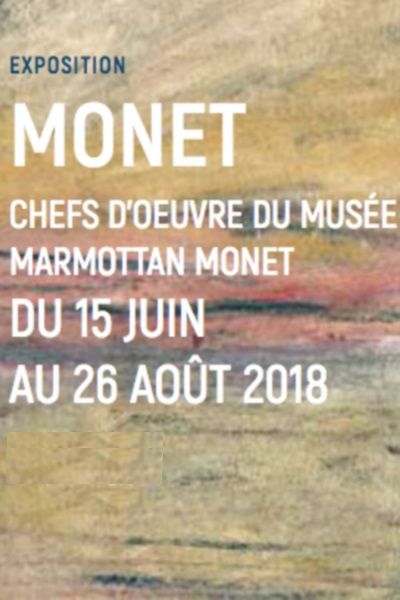 EXPO CLAUDE MONET