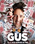 concert Gus L'illusionniste