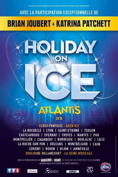 HOLIDAY ON ICE - ATLANTIS 2018