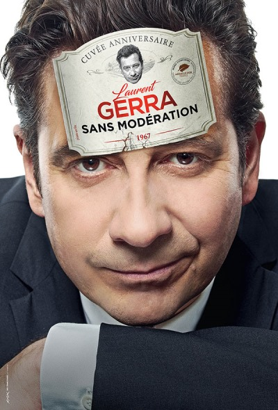 SANS MODERATION - LAURENT GERRA