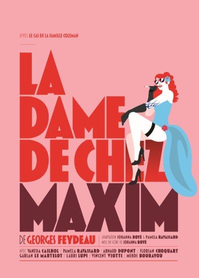 LA DAME DE CHEZ MAXIM (JOHANNA BOYE)